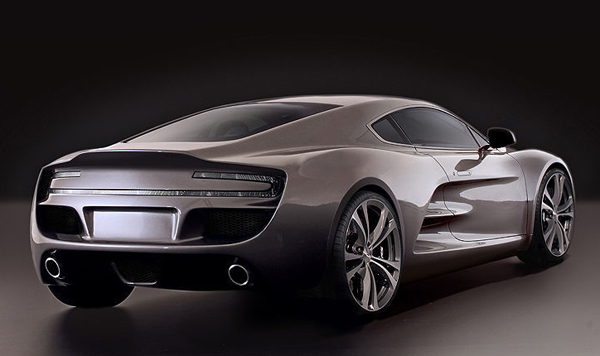 2013 HBH Bulldog GT Super Car – Bulldog GT to be test driven in 2013