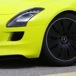 2013 Mercedes-Benz SLS AMG E-Cell (4)