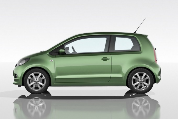2013 Skoda Citigo 1 2013 Mini Skoda Citigo – Upgraded Version with Excellent Technical Features