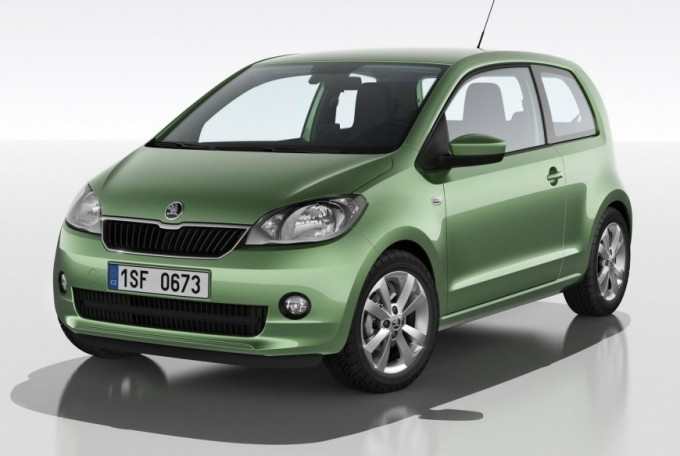 2013 Skoda Citigo 2 2013 Mini Skoda Citigo – Upgraded Version with Excellent Technical Features