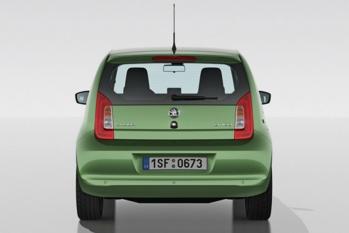 2013 Skoda Citigo 2013 Mini Skoda Citigo – Upgraded Version with Excellent Technical Features