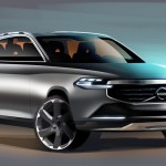 2014 Volvo XC90 Design Proposals