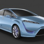 2015-Toyota-FT-EV III and FCV-R Conecpts