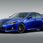 Lexus IS F Circuit Club Sport Package Photos (1)
