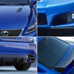 Lexus IS F Circuit Club Sport Package Photos