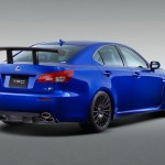 Lexus IS F Circuit Club Sport Package Photos (2)