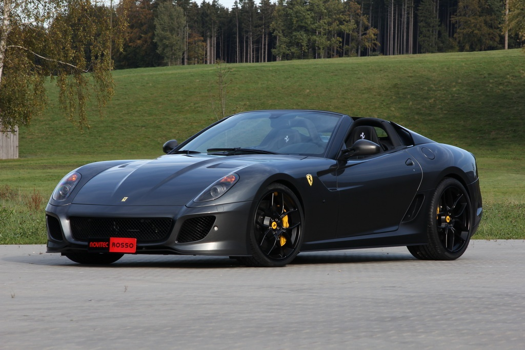 NOVITEC Ferrari SA APERTA 2 Novitec to Upgrade Ferrari SA APERTA Using Sophisticated Technology