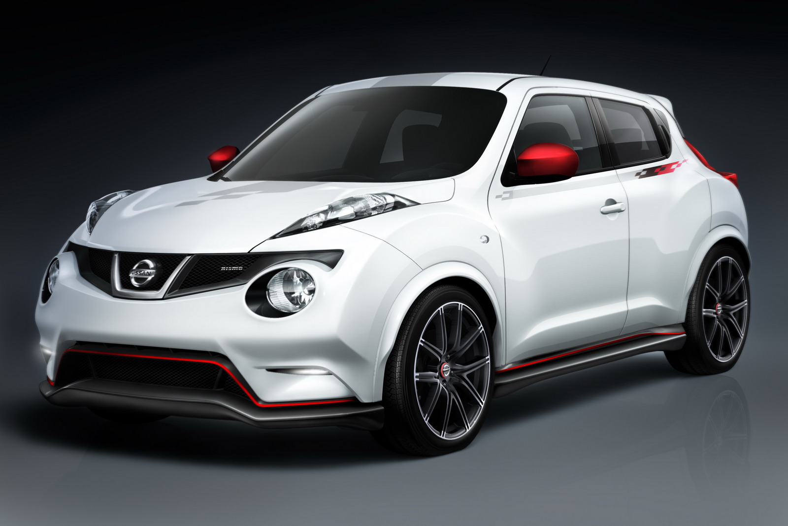 New Nissan Juke Nismo Concept Sports 2 New 2012 Nissan Juke Nismo Concept launches in the Tokyo Motor Show
