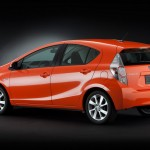New Toyota Prius C North America (1)