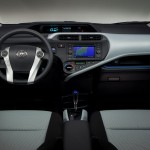 New Toyota Prius C North America