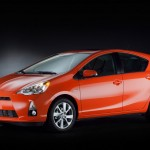 New Toyota Prius C North America (2)