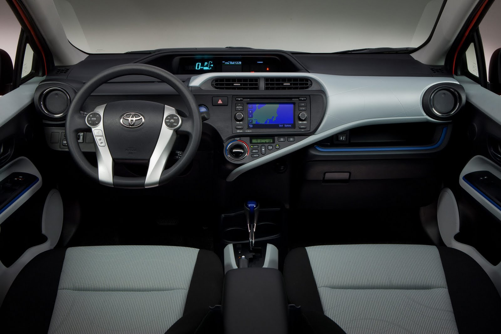 New Toyota Prius C North America In Japan It Is Aqua and in Rest of the World as Prius   Toyota to Launch These Sophisticated Cars