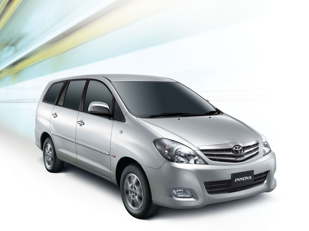 Rendered – 2012 Toyota Innova facelift New 2012 Toyota Innova – More Dynamic and Eco friendly