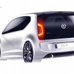 Volkswagen Studie e-up!