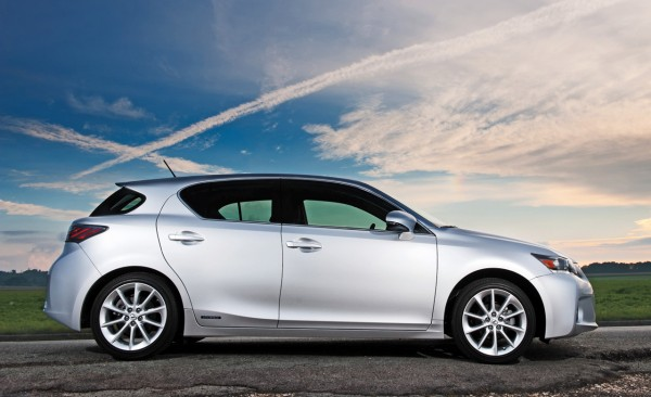 fc 2012 lexus ct 200h img01 gallery image large The Only Hybrid  2012 Lexus CT
