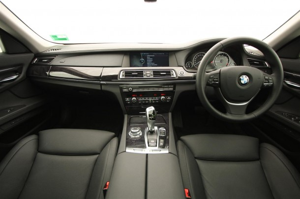 2011 BMW 740i 1 2011 BMW 740i   Much More Sophisticated