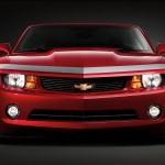 2011 Chevrolet Camaro Red Zone Concept (1)