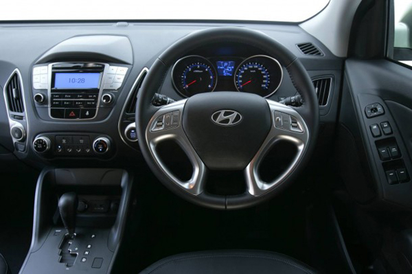 2011 Hyundai ix35 Elite 3 2011 Hyundai ix35 Elite with Three Variants