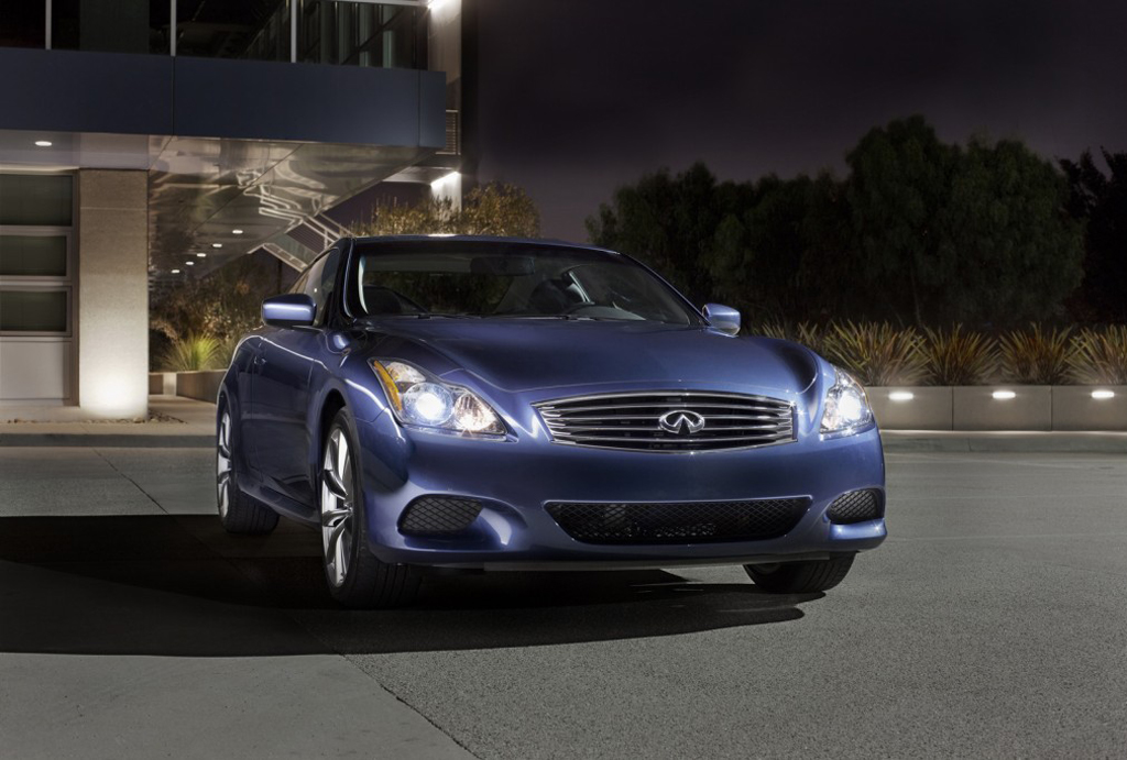 2011 Infiniti G37 IPL Coupe 4 2011 Infiniti G37 IPL Coupe with Compact Technical Modification