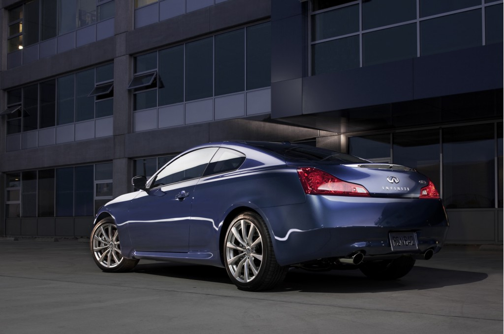 2011 Infiniti G37 IPL Coupe 2011 Infiniti G37 IPL Coupe with Compact Technical Modification