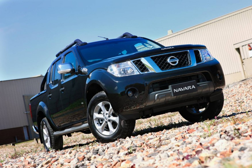 2011 Nissan Navara D40 ST X 550 2011 Nissan Navara D40 ST X 550 Model with Properly Tuned Powertrain