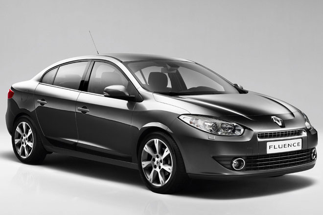 2011 Renault Fluence E4 Diesel Variant 2011 Renault Fluence E4 Diesel Variants Launched in India
