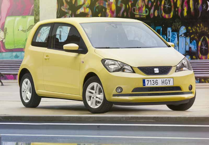 2011 Seat Mii 1.0 SE 74bhp 2011 Seat Mii 1.0 SE (74bhp)   Inspires Teens to Smile Back to Watch Beauty of This Little Sweetheart