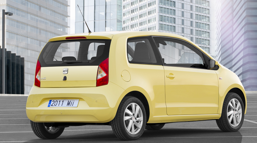 2011 Seat Mii 1.0 SE 75 2011 Seat Mii 1.0 SE (74bhp)   Inspires Teens to Smile Back to Watch Beauty of This Little Sweetheart