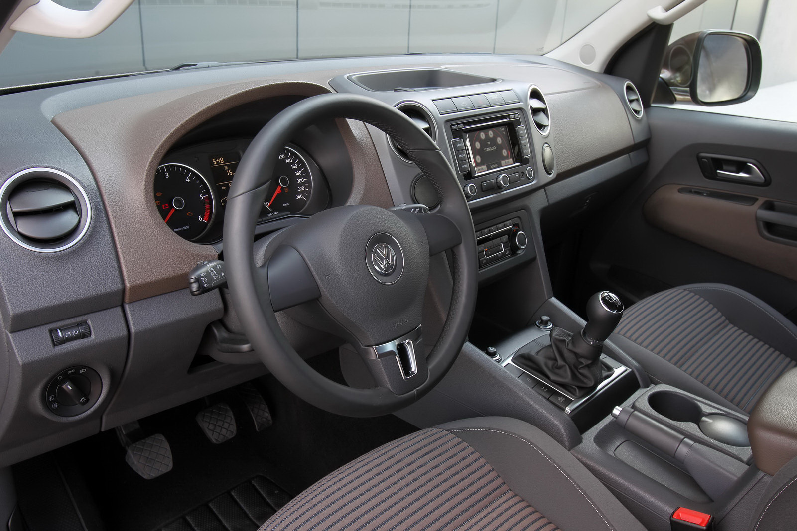 2011 Volkswagen Amarok Highline 2 2011 Volkswagen Amarok Highline – A Review