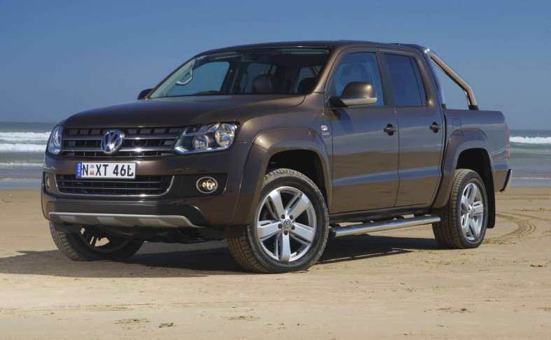 2011 Volkswagen Amarok Highline 2011 Volkswagen Amarok Highline – A Review
