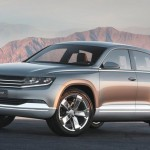 2011 Volkswagen Cross Coupe SUV Concept (1)