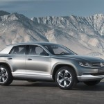 2011 Volkswagen Cross Coupe SUV Concept (3)