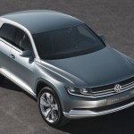 2011 Volkswagen Cross Coupe SUV Concept (4)