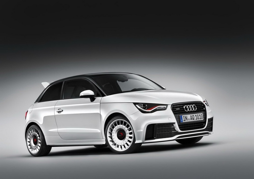 2012 Audi A1 Quattro 2012 Audi A1 Quattro – A Technical Review