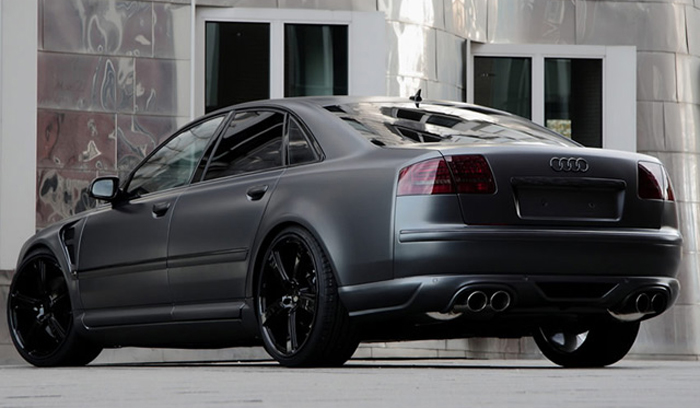 2012 Audi S8 Superior Grey Edition 1 2012 Audi S8 Superior Grey Edition Modified and Lamborghini to Be Extensively Revised