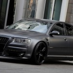 2012 Audi S8 Superior Grey Edition
