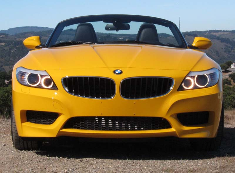 2012 BMW Z4 sDrive28i 1 2012 BMW Z4 sDrive28i   More Energy Efficient and Multi functional