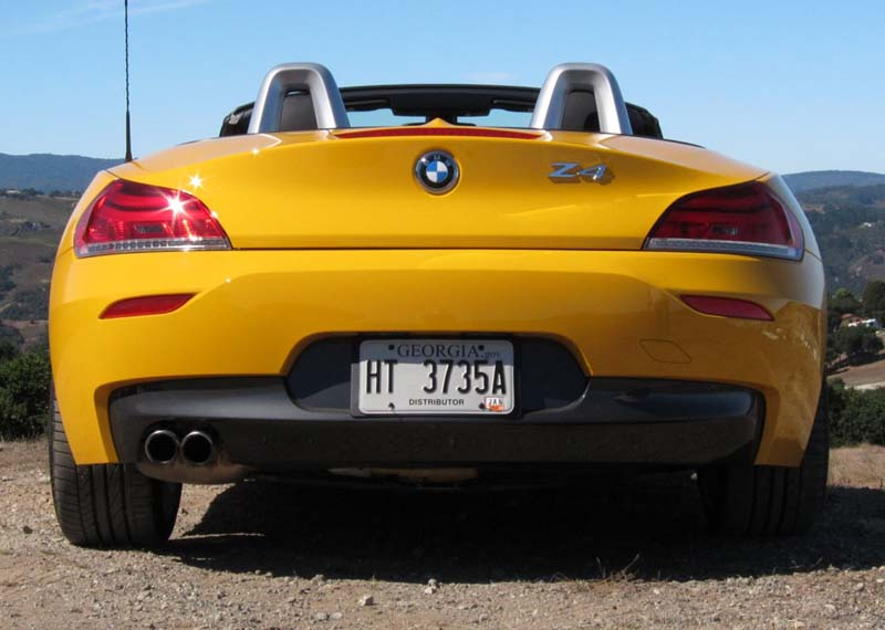 2012 BMW Z4 sDrive28i 2 2012 BMW Z4 sDrive28i   More Energy Efficient and Multi functional