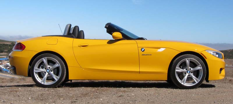 2012 BMW Z4 sDrive28i 3 2012 BMW Z4 sDrive28i   More Energy Efficient and Multi functional