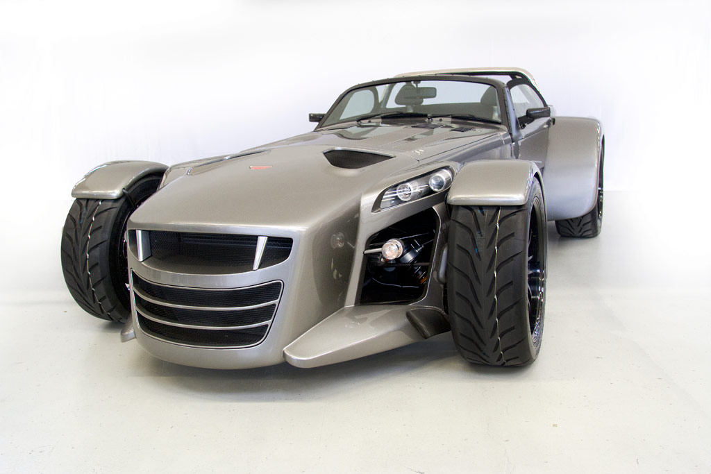 2012 Donkervoort D8 GTO 3 The GenNext Sports Car: 2012 Donkervoort D8 GTO