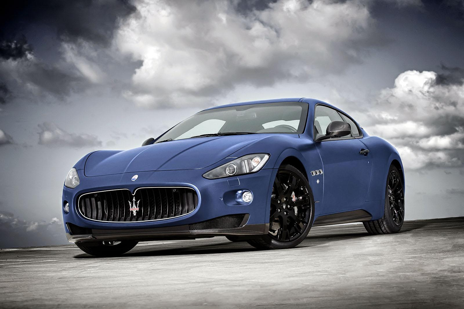 2012 maserati granturismo s limited edition a technical review. Black Bedroom Furniture Sets. Home Design Ideas