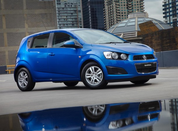 2012 Holden Barina 2012 Holden Barina – A Car for GenNext
