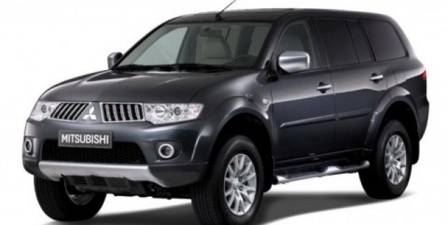 2012 Mitsubishi Challenger 2WD 1 2012 Mitsubishi Challenger 2WD Launched