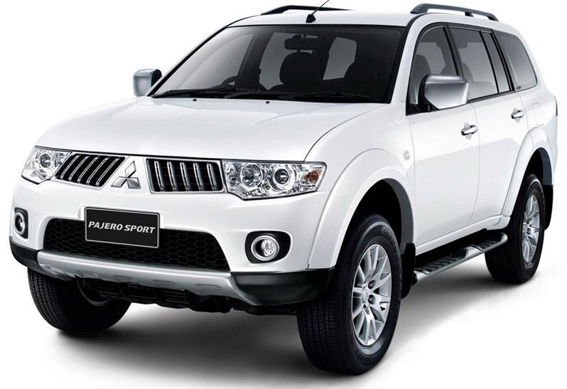 2012 Mitsubishi Pajero Sport New Pajero 2012 Sport Supposed to Be Backfired in February 2012