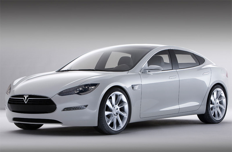 2012 Tesla Model S Tesla to Launch 2012 Model S
