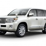 2012 Toyota Land Cruiser 200 Facelift