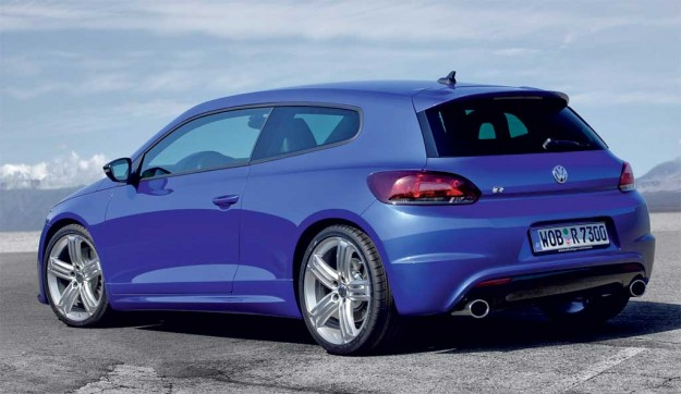 2012 Volkswagen Scirocco R 3 2012 Volkswagen Scirocco R with Latest Features