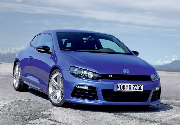 2012 Volkswagen Scirocco R 2012 Volkswagen Scirocco R with Latest Features