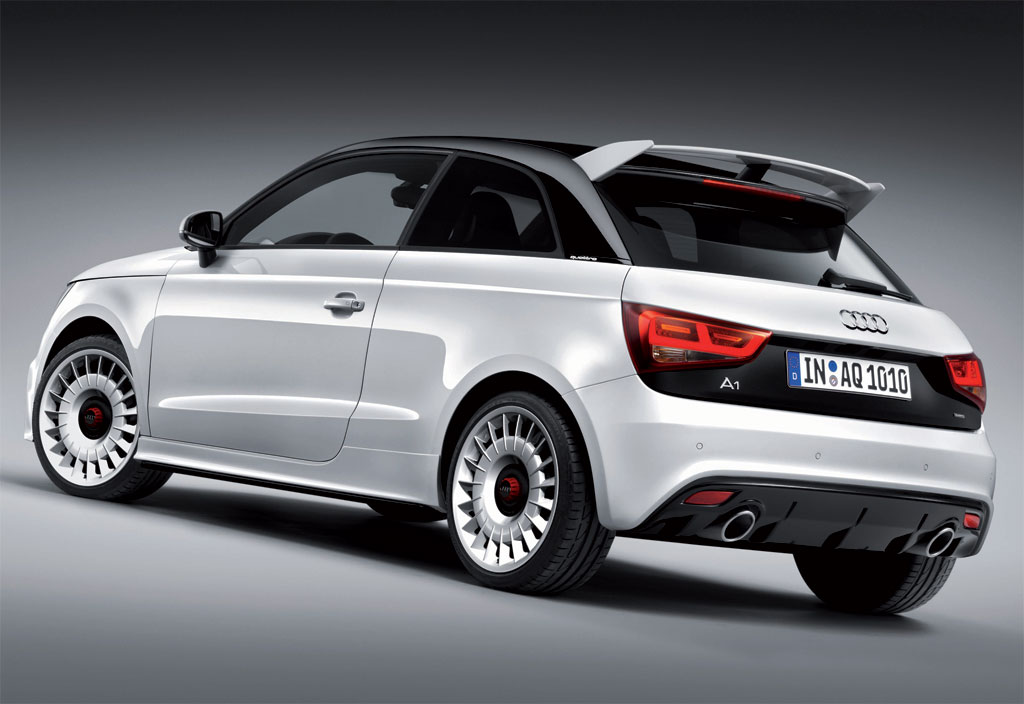 2013 Audi A1 Quattro 3 2013 Audi A1 Quattro   More Eco – friendly with Excellent Street Nav System