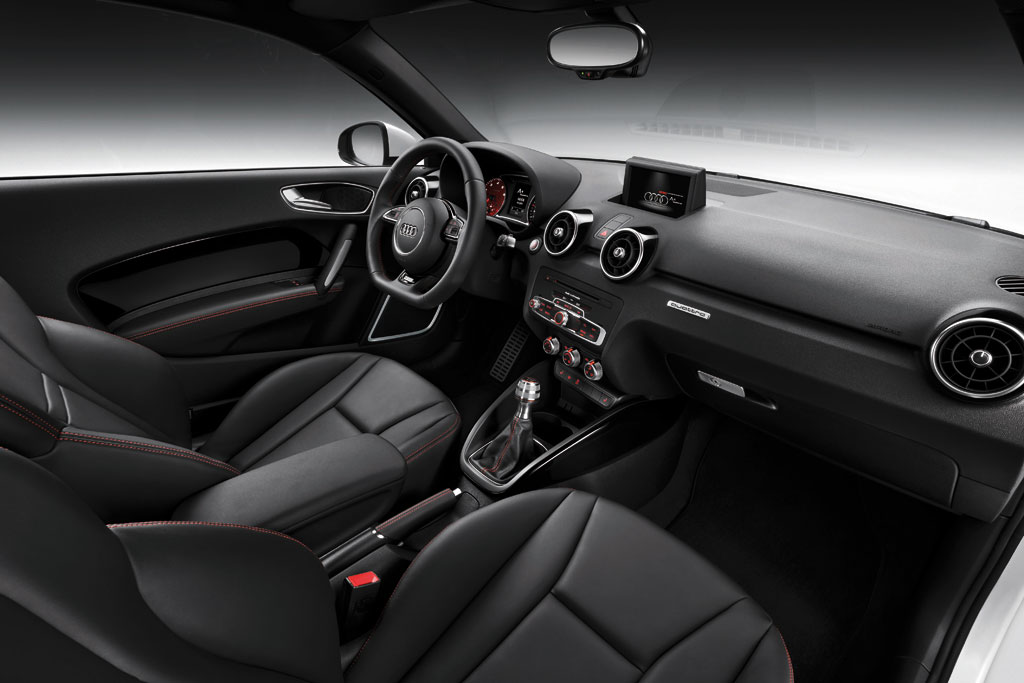 2013 Audi A1 Quattro 6 2013 Audi A1 Quattro   More Eco – friendly with Excellent Street Nav System
